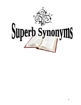 Superb Synonym