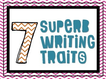 Superb Writing Traits