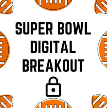 Superbowl Digital Breakout Escape Room