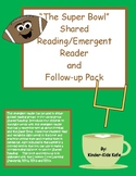 Superbowl Emergent Reader and Shared Reading