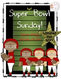 Football Super Bowl Sunday Data Collection and Opinion Wri