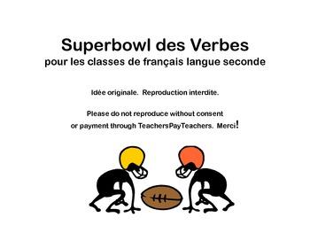 Superbowl des Verbes