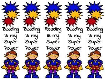 Superboys bookmarks 2