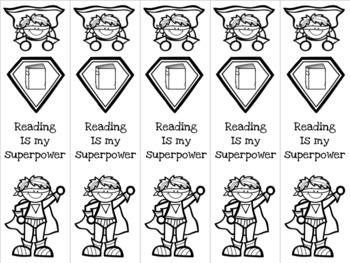 Superboys bookmarks