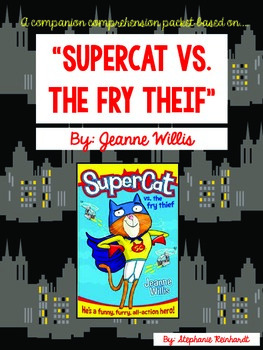 Supercat vs. the Fry Thief