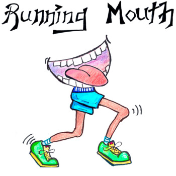 Superflex NEW CHARACTER: Running Mouth