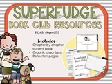 Superfudge Book Club Student Book