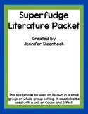 Superfudge Literature Packet