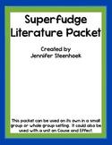 Superfudge Literature Packet