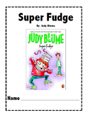 Superfudge Packet