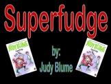 Superfudge Trivia Game