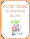 Superfudge, by Judy Blume- Chapters 9 to 12