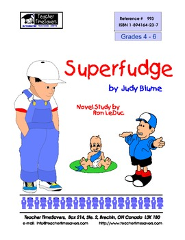 Superfudge Judy Blume Pdf