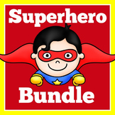 Superhero Theme Classroom   Superhero Classroom Theme   BUNDLE