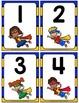 Superhero Numbers