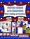 Superhero AR Tracking Set with Incentives- EDITABLE