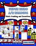 Superhero AR Tracking Set with Incentives- EDITABLE