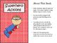 Superhero Actions Book