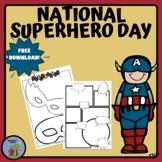 Superhero Activity Pack Sampler- Free Download