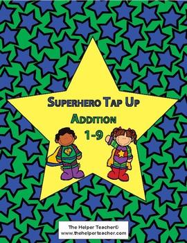 Superhero Addition Tap Up