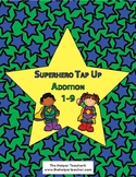 Superhero Addition Tap Up
