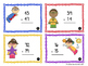 Superhero Addition Task Cards