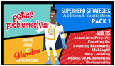 Pack 1: Superhero Addition and Subtraction Strategies