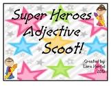 Superhero Adjective Scoot