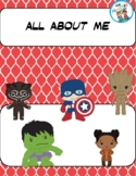 Superhero  All About Me
