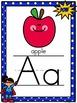 Superhero Alphabet Display Poster Set