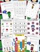 Superhero Alphabet Unit (36 weeks, 40+ games/activities) L