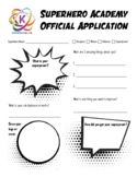 Superhero Application