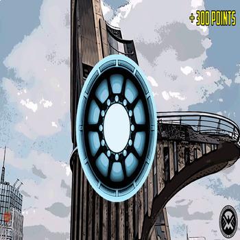 Superhero (Avengers) PowerPoint Game
