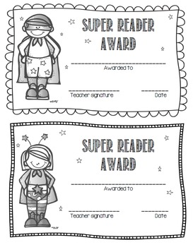 Superhero Awards