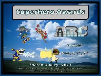 Superhero Awards