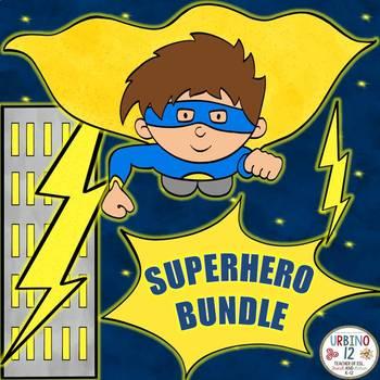 Superhero  BUNDLE