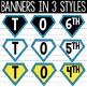 Superhero Theme Banner Kit - Editable! Superhero Theme Classroom Decor