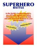 Superhero Battle Game