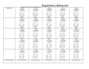 Superhero Behavior