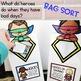 Superhero Behavior Classroom Guidance Lesson Book Companion Activity