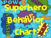 Superhero Behavior Management System