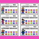 Superhero Behavior Punchcards