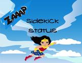 Superhero Behavioral Clip Chart page 2