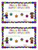 Superhero Birthday Certificates