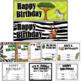 Safari/Jungle Birthday  ~ Editable