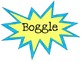Superhero Boggle letters