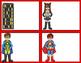 Superhero Book Labels