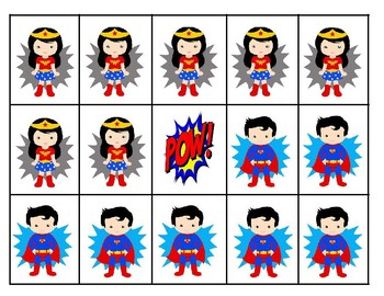 Superhero Brag Tags FREE