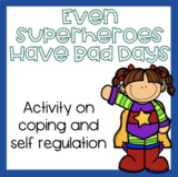 "Superhero Bundle: ""Even Superheroes"" Book Companion Bundle"