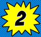Superhero Calendar Headings & Numbers (Super Hero Calendar)